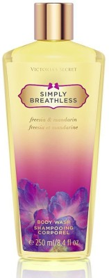 Victoria Secrets Simply Breathless Freesia & Mandarin Hydrating Body Lotion
