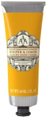 Aromas Artisanales de Antigua AAA Aroma Juniper & Lemon Luxury Hand Cream