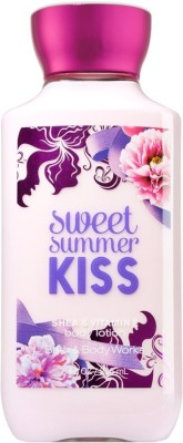 Bath & Body Works Sweet Summer Kiss Lotion
