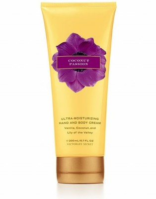 Victoria's Secret Coconut Passion Ultra-moisturizing Hand and Body Cream