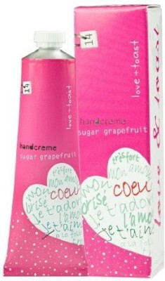 Love & Toast Hand Creme Sugar Grapefruit -