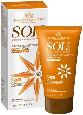 Bottega Di Lungavita Suntan cream Body SPF 50