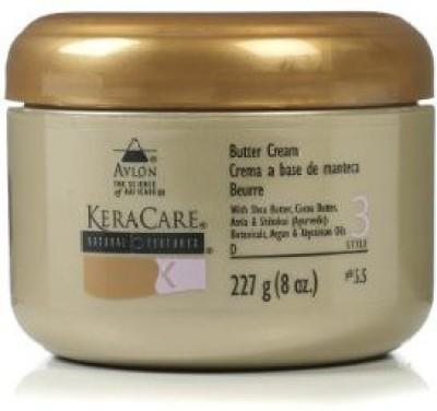 Avlon KeraCare - Natural Textures Butter Cream Everyday Moisturizer /227 g.