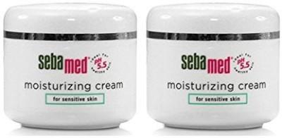Sebamed Moisturizing Face Cream for Sensitive Skin, / 75g. (2pack)