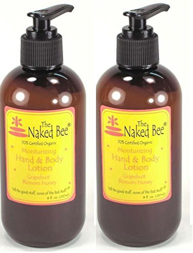 The Naked Bee Grapefruit Blossom Honey Hand & Body Lotion(237 ml)