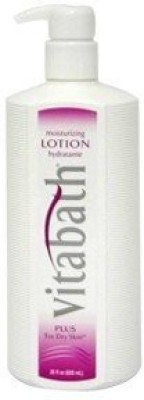 Rich Brands Vitabath Moisturizing Lotion, Plus Dry Skin 20 ( )