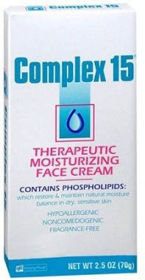 Get best deal for Complex 15 Therapeutic Moisturizing Face Cream (One Tube)(75 ml) at Compare Hatke