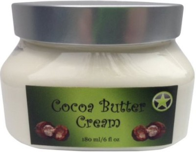 Arnies Amazing Beauty Products Organic Cocoa Butter CreamArnies Amazing, Container of Non Greasy, Ready to Use Body Butter