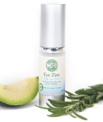 Passport to Organics Eye Zinc - Organic eye cream with Zinc oxide, African Shea Butter to protect and nourish - Paraben free .