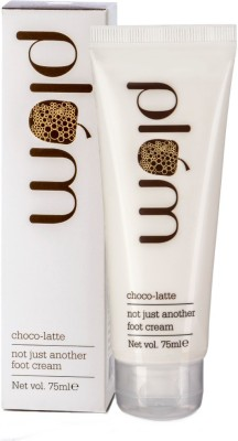 Plum Choco-Latte Not Just Another Foot Cream(75 ml)
