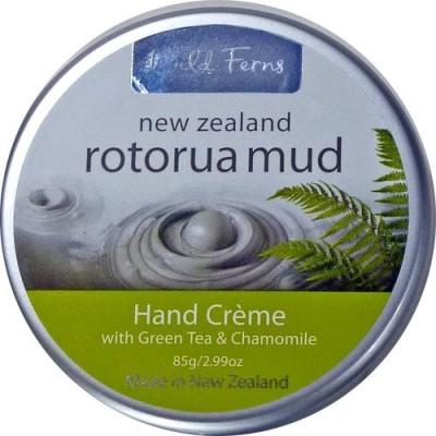 Wild Ferns Rotorua Mud Hand Creme by