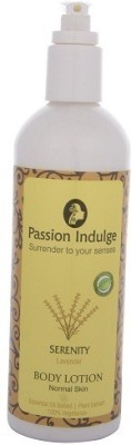 Passion Indulge Serenity Body Lotion (Normal Skin) (Lavender)