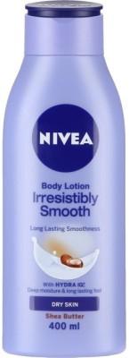 Nivea Irresistibly Smooth Long Lasting Smoothness Body Lotion
