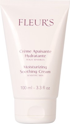 Fleurs Moisturizing Soothing Cream For Sensitive Skin