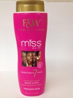 Fair & White miss white 7days fair and white whiter skin in 7 days for medium skin