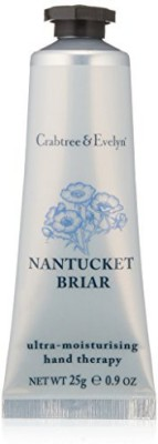 Crabtree & Evelyn Ultra-Moisturising Hand Therapy, Nantucket Briar(25 g)