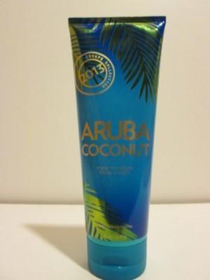 Bath & Body Works 2013 escape collection aruba coconut triple moisture body cream 8 oz