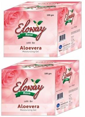 Eloway Rose Alovera Moisturizing Gel