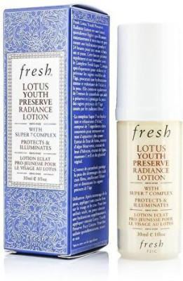 Fresh Lotus Youth Preserve Face Cream, . (DLX Travel Size)
