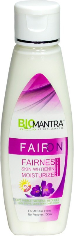 Bio Mantra FairOn Moisturizer(100 ml)
