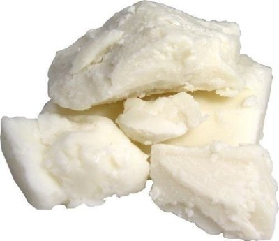 smellgood Raw Unrefined Ivory Shea Butter TOP GRADE Ghana 10 LBS
