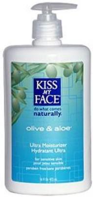 Kiss My Face Ultra Moisturizer, Olive and Aloe