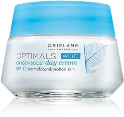 Optimals White Oxygen Boost Day Cream SPF 15 Normal/Combination Skin