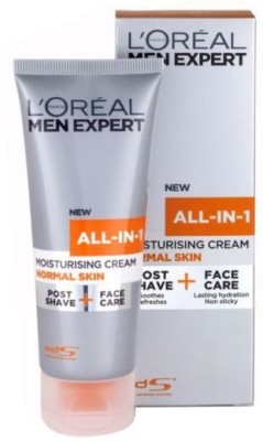 L,Oreal Paris men expert All-in-1 moisturising cream with post shave