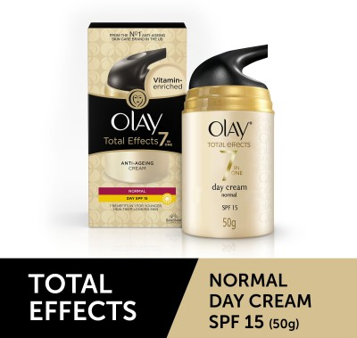 Olay olay total effects 7 in one anti-ageing cream normal day spf 15
