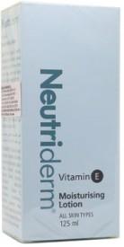 Neutriderm Vitamin E Moisturising Lotion(125 ml)