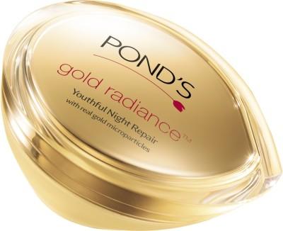Pond,s Gold Radiance Youthful Night Repair Creme