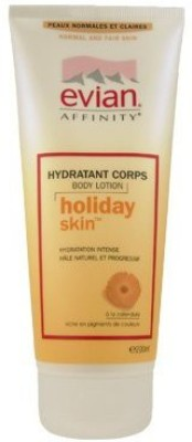 Evian Affinity Holiday Skin Body Lotion /6.7