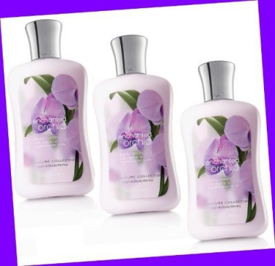 Bath & Body Works enchanted orchid body lotion
