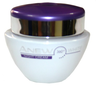 Avon Anew 360 White Night Cream