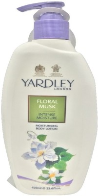 Yardley London Floral Musk Intense Moisturising Body Lotion