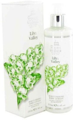 Woods of Windsor Lily of The Valley Moisturizing Body Lotion for Women