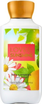 Bath & Body Works Love & Sunshine