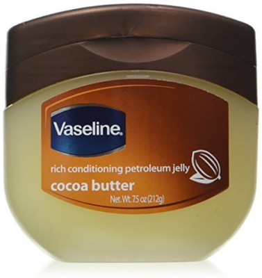 Vaseline Petroleum Jelly, Cocoa Butter