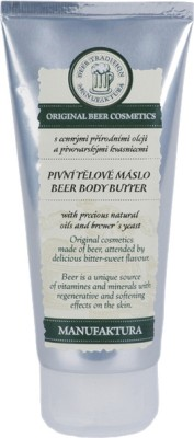 Manufaktura Beer Softening Body Butter