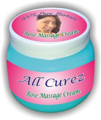 All Curez Rose Massage Cream (Big)