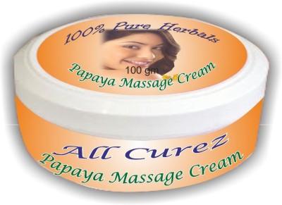 All Curez Papaya Massage Cream