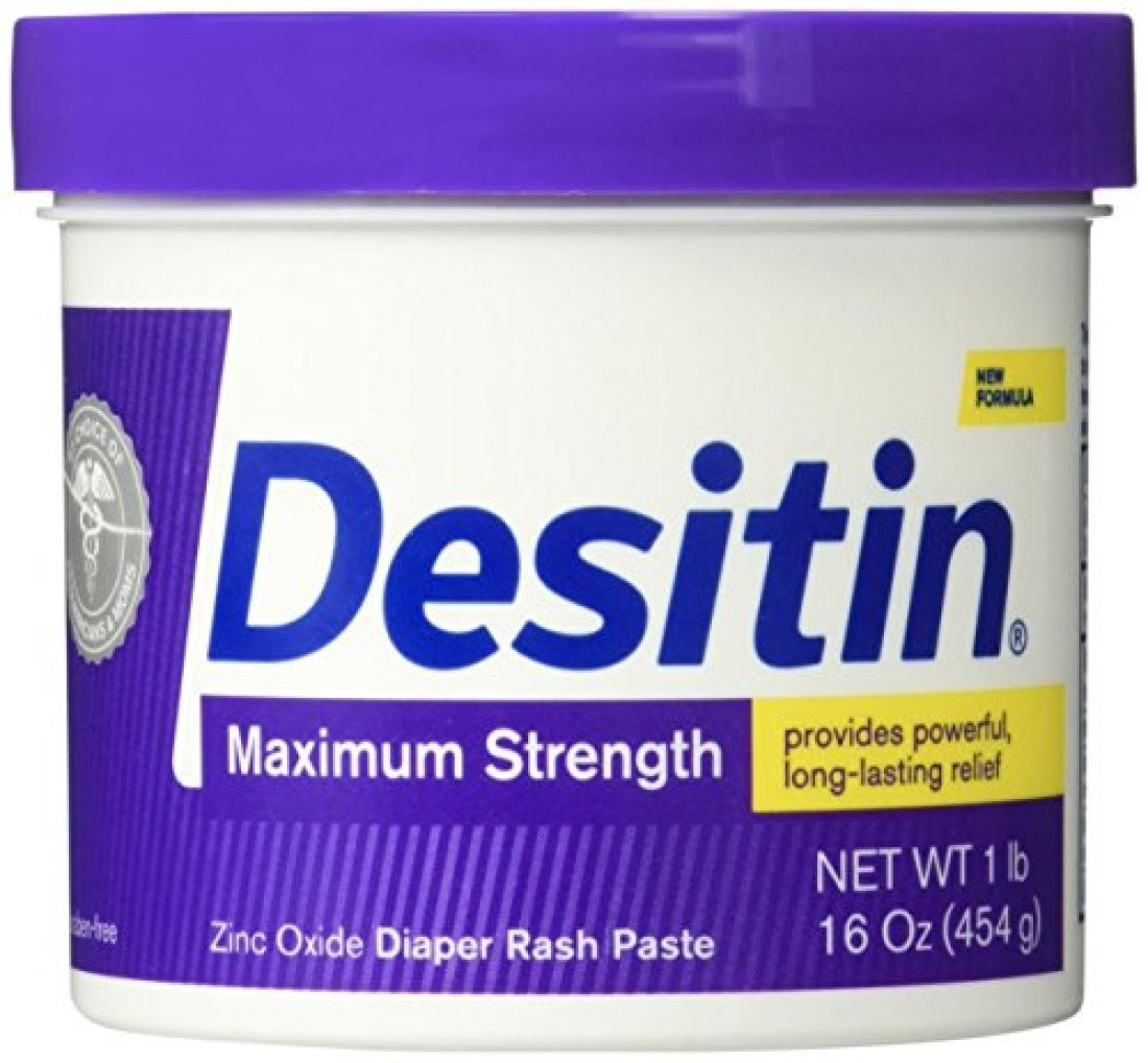Johnson & Johnson Desitin Maximum Strength Original Paste