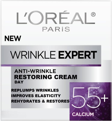 L,Oreal Paris Wrinkle Expert Restoring Day Cream 55+ Calcium