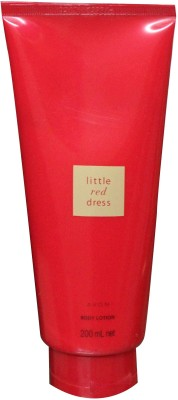 Avon Little Red Dress Body Lotion