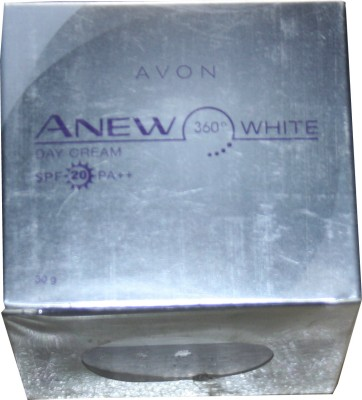 Avon Anew 360 white day cream SPF 20 PA++