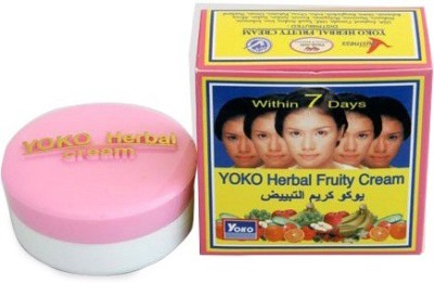 Yoko Herbal Fruity Whitening Cream