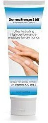 DermaFreeze 365 Intense Ultra-Hydrating Anti-Aging Moisturizing Hand Cream