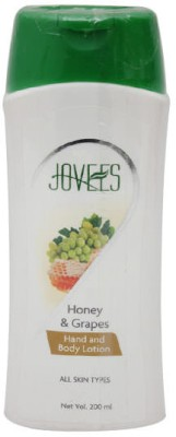 Jovees Honey and Grapes Body Lotion