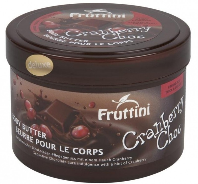 Fruttini Cranberry Choc Body Butter(500 ml)