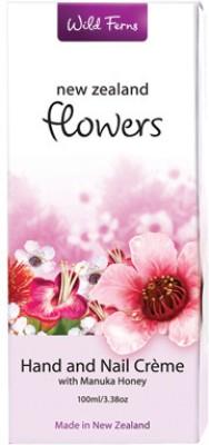 Wild Ferns New Zealand Flowers Hand & Nail Cr?me